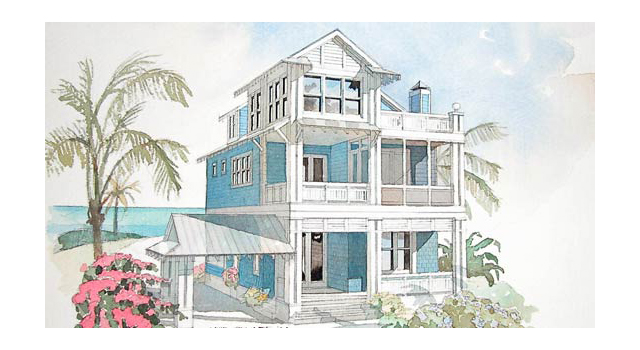 Southern Living House Plans | Recreation/Vacation House Plans