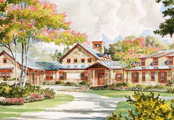 Cedar Creek - Insite Architecture, Inc. | Southern Living House Plans