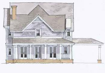 Cashiers Cove Southern Living House Plans