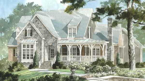 Elberton Way Mitchell Ginn Southern Living House Plans