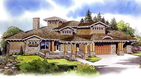 california house plans | southern living house plans