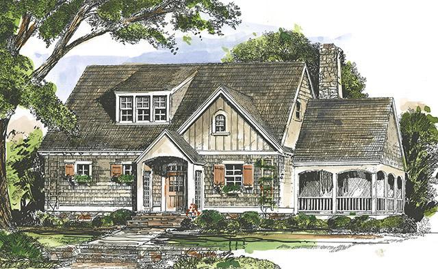 Full Basement House Plans Southern Living House Plans