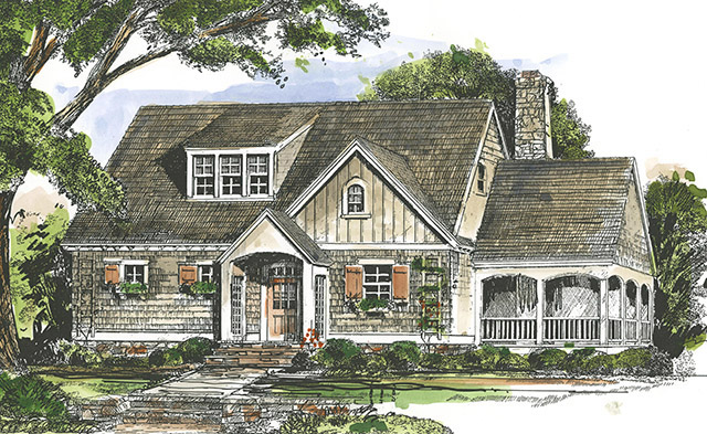 basement house plans. Sl 947 fcr Full Basement House Plans  Southern Living