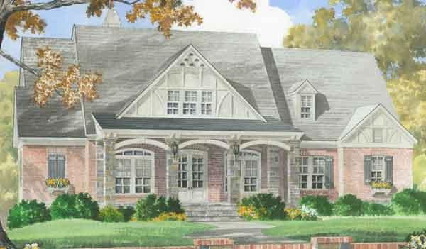 southern living house plans | english tudor house plans