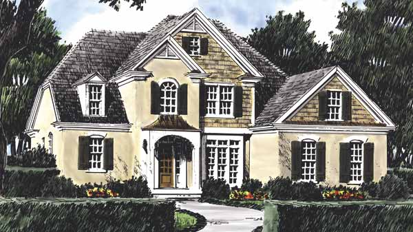 Southern Living House Plans | European House Plans