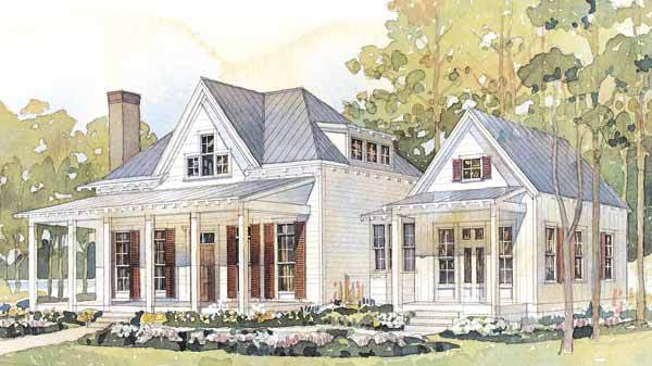 Cottage Of The Year - Coastal Living | Southern Living House Plans