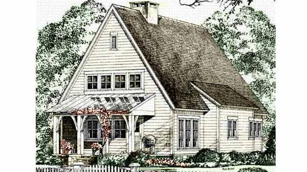 Traditional neighborhood collection house plans southern for Traditional neighborhood design house plans