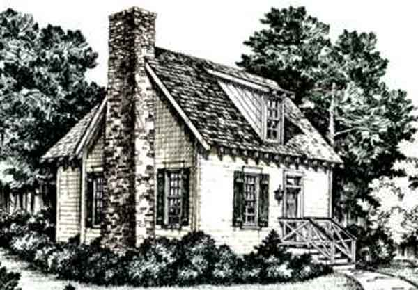 Charming Southern Living House Plans