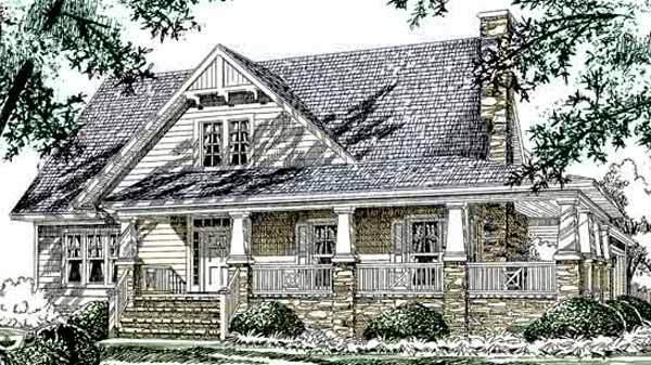 Stonebridge Cottage Sullivan Design Company Southern Living