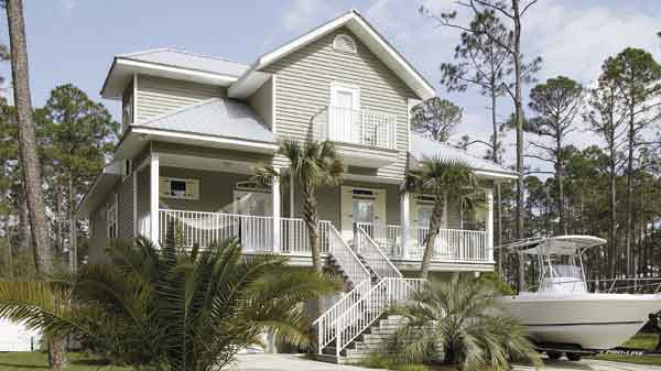 Beach/Coastal House Plans