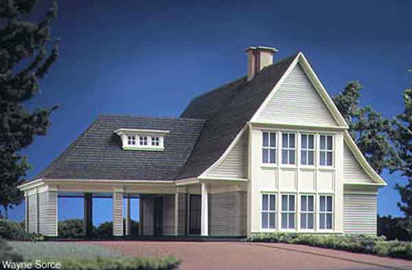 Southern Living House Plans Bungalow House Plans