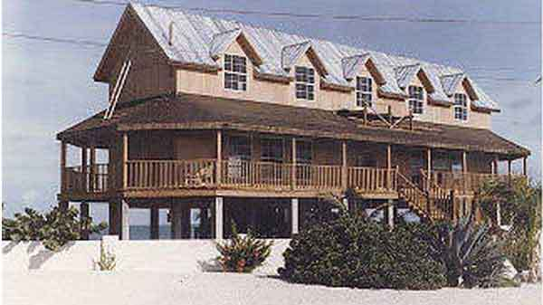 Coastal cottage coastal living southern living house plans for Coastal living house plans