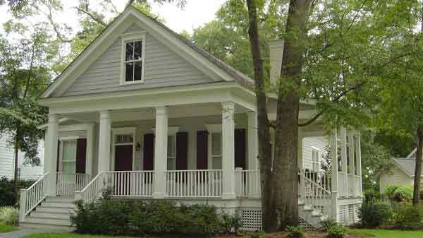 Ogletree Lane - Moser Design Group | Southern Living House Plans