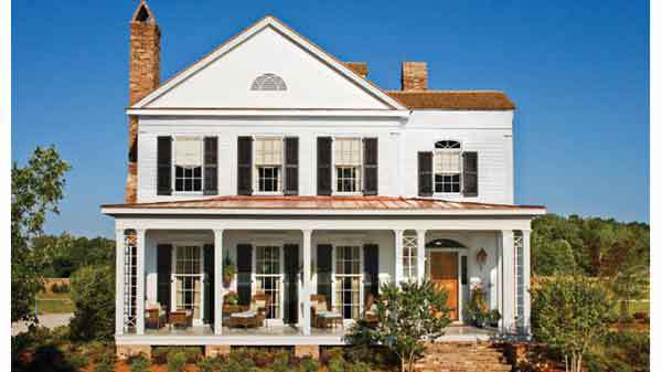 Traditional neighborhood collection southern living for Traditional neighborhood design house plans