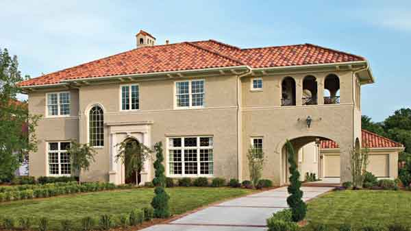 Southern Living House Plans | Spanish House Plans