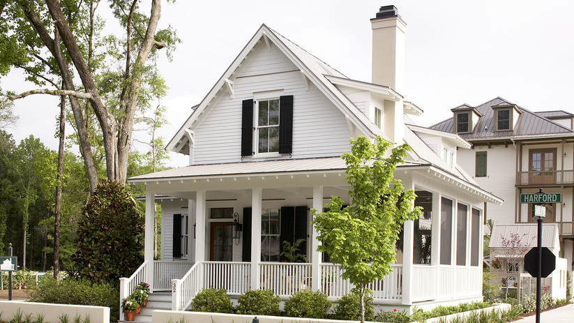 Sugarberry Cottage Moser Design Group