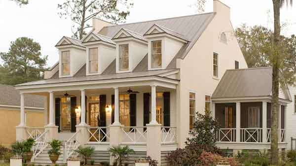 Greek Revival House Plans | Southern Living House Plans