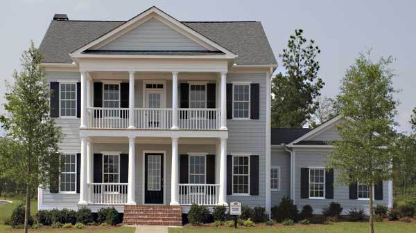 Old Southern Style House Plans Image Gallery Old