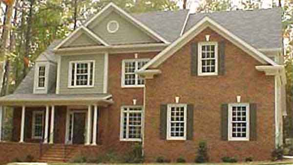 greek revival House Plans Southern Living House Plans