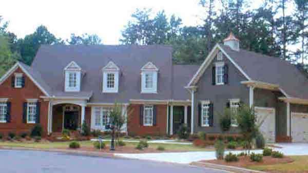 Carter hall timothy bryan llc southern living house plans for Tim bryan architect