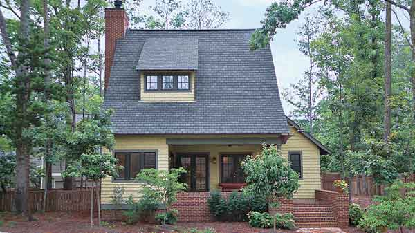 sl 640 - Small Farm Cottage House Plans