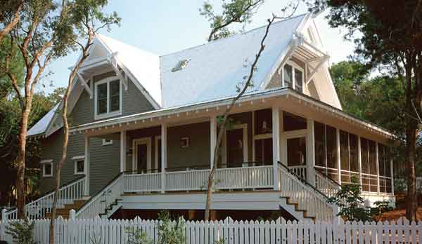 Porch House Plans | Southern Living House Plans