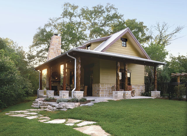 Cedar Creek Guest House Insite Architecture Inc Southern
