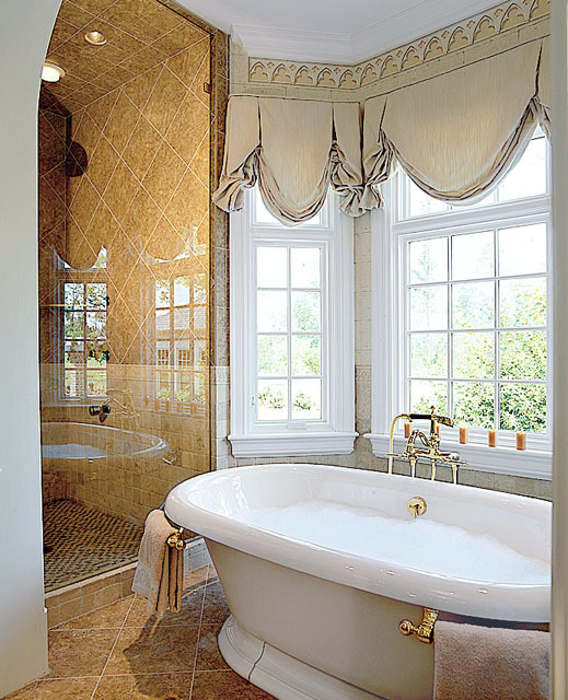 Sl 683 masterbath. Abberley Lane   John Tee  Architect   Southern Living House Plans