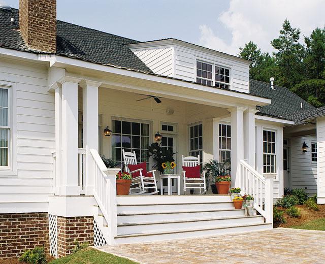 Sand Mountain House - John Tee, Architect   Southern Living House Plans