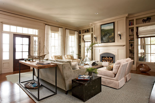 Captain S Watch Coastal Living Southern Living House Plans