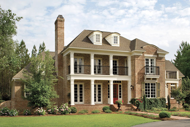 Forest Glen Gary Ragsdale Inc Southern Living House