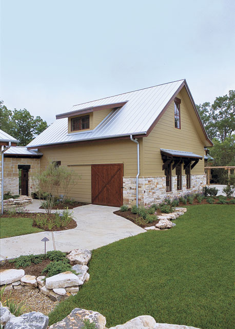Cedar creek insite architecture inc southern living for Southern living garage plans