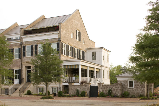 Abercorn place historical concepts llc southern for Atlanta house plans