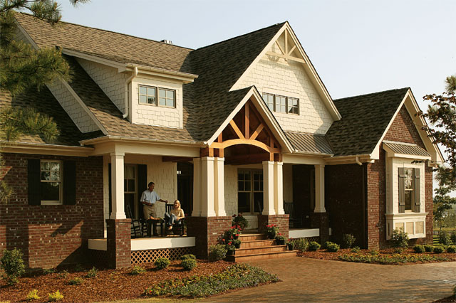 Craftsman House Plans   Southern Living House PlansSl frontporch