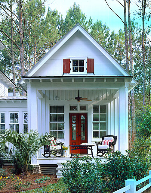Cottage of the year coastal living southern living for House plans with guest houses southern living