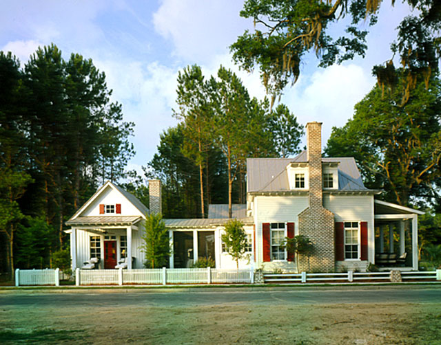 Cottage of the year coastal living southern living for Southern living detached garage plans