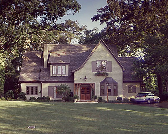 Greywell Cottage Frusterio Associates Southern Living House Plans