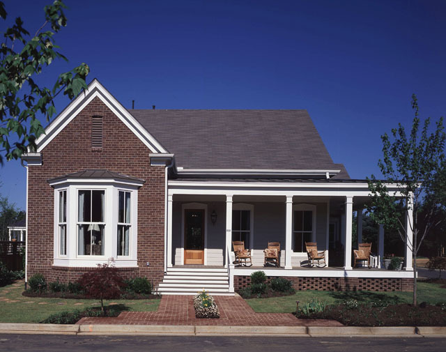 Southern living house plans sl 1821 for Southern living farmhouse