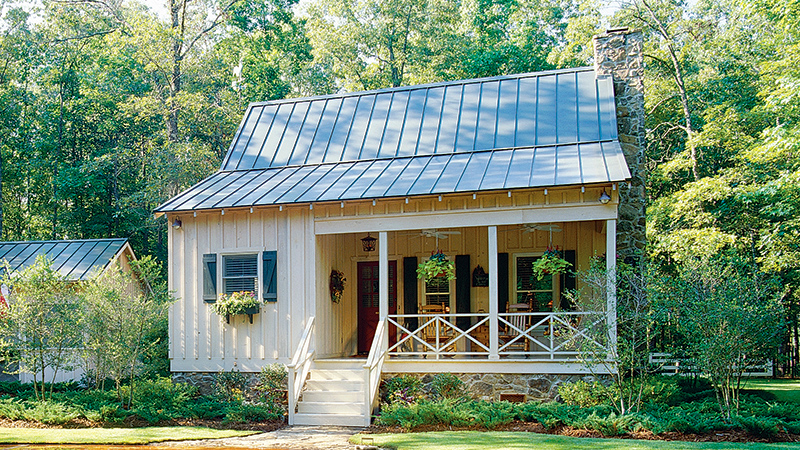 Southern Living House Plans Cabin House Plans