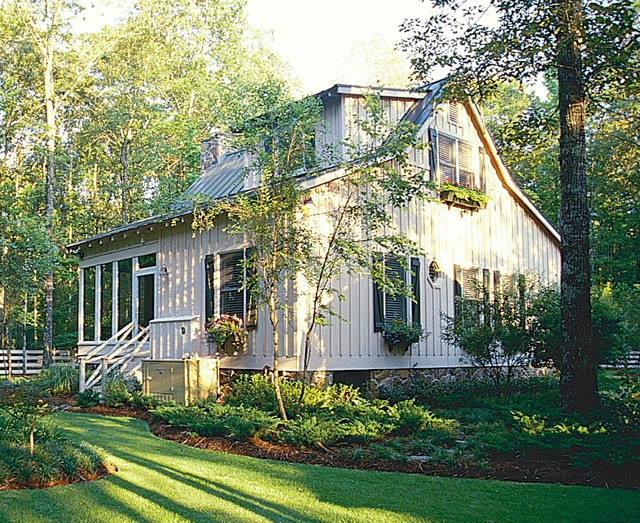 Farmhouse Plans Southern Living deer run - william h. phillips | southern living house plans