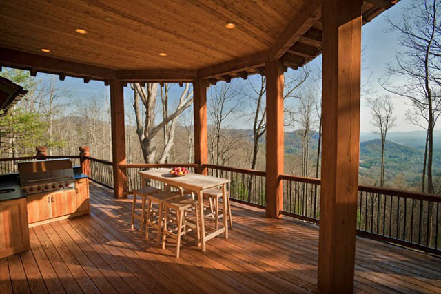 Deck Overlook