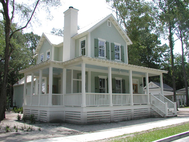 turtle lake cottage - moser design group | southern living house plans
