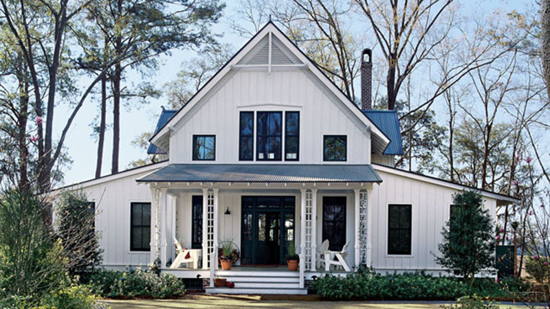 white plains southern living house plans - Southern Living Home Designs