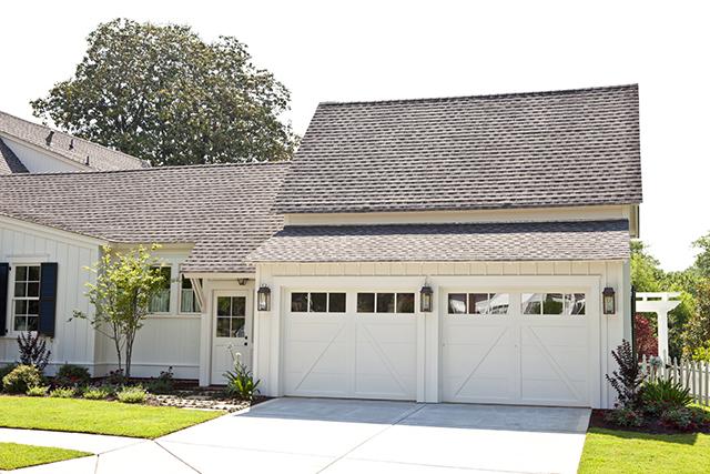 Farmhouse revival southern living house plans for Southern living garage plans