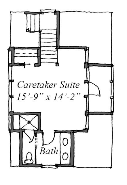Exterior Front Main Level Floor Plan Upper Level Floor Plan ...