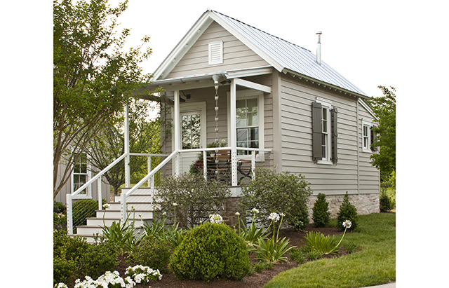 Idea House at Fontanel Bunkie -   Southern Living House Plans