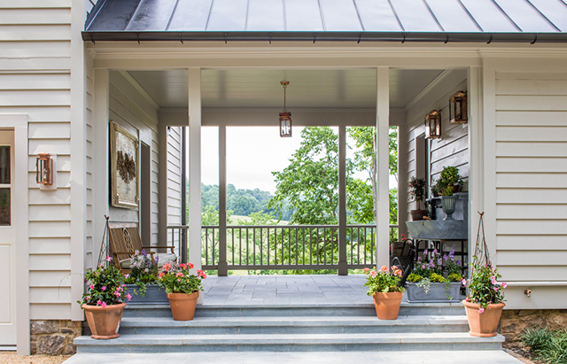 Fox Hill - | Southern Living House Plans