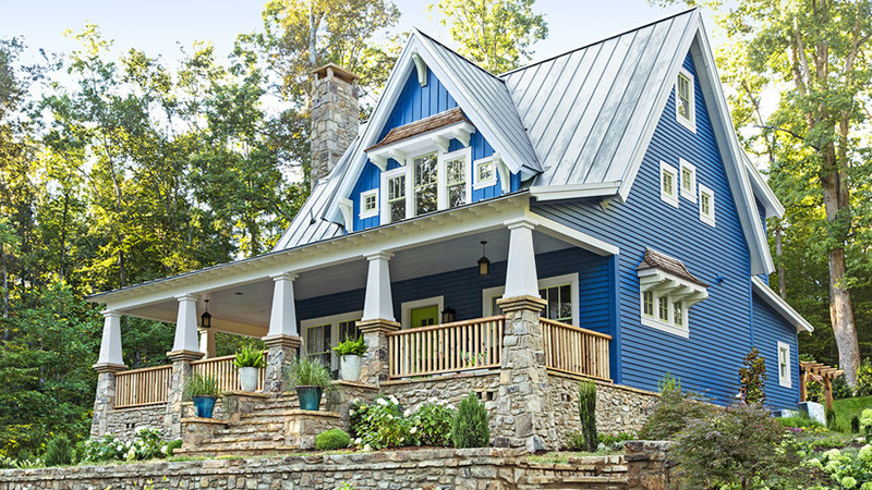 this old house cottage at cloudland station - | southern living