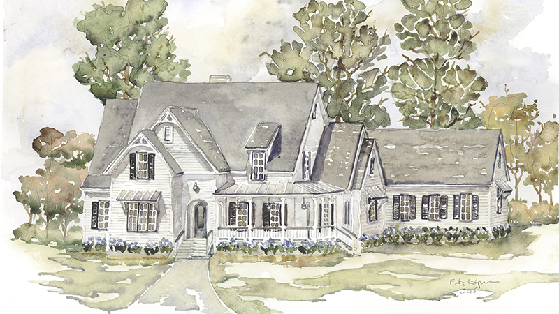 Top selling house plans house plans southern living for Top rated house plans