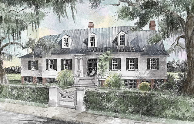Bluff View Cottage Southern Living House Plans